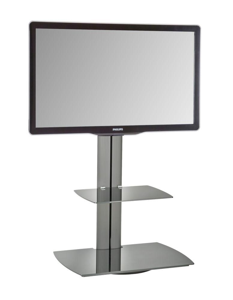meuble tv audioraq linea 1100 l plasma sw sg noir online shop pour hifi tv lowboard support. Black Bedroom Furniture Sets. Home Design Ideas