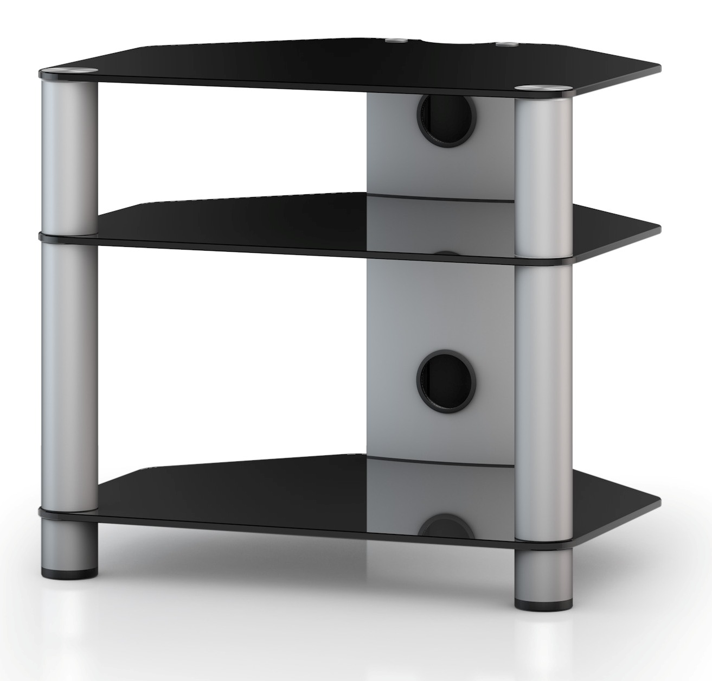 meuble hifi sonorous rx2130 b slv meuble tv hifi suisse. Black Bedroom Furniture Sets. Home Design Ideas