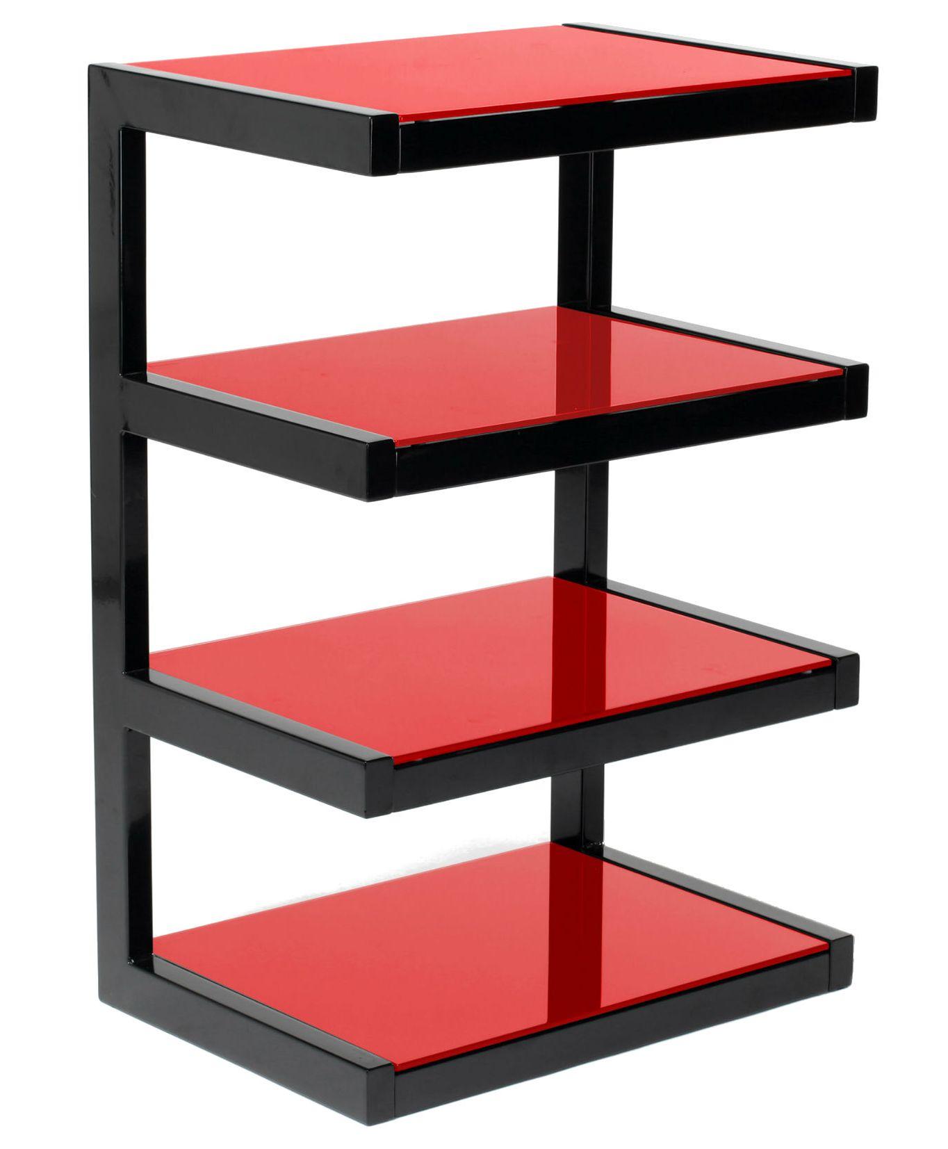norstone meuble hifi esse rouge meuble tv hifi suisse. Black Bedroom Furniture Sets. Home Design Ideas