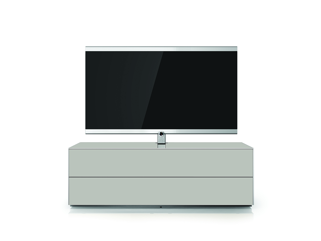 Meuble Tv Hifi Intégré meuble tv sonorous ex11-fd-pitc-pitc-2-a avec support tv